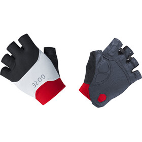 GORE WEAR C5 Guantes cortos ventilados, black/red
